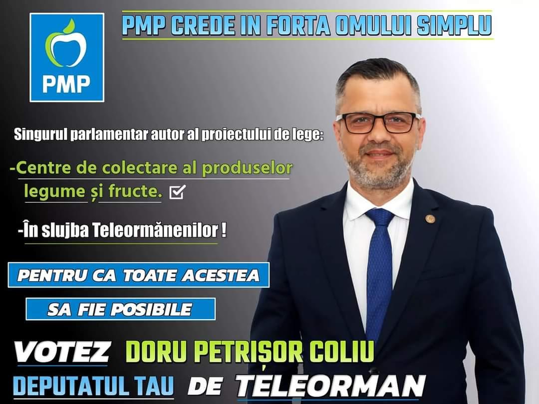 Proiect Doru Coliu PMP